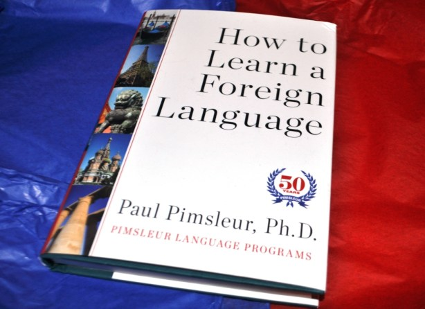 "In celebration of the 50th anniversary, Pimsleur Language Programs released a hardcover version of Dr. Paul Pimsleure's classic ""How to Learn a Foreign Language."