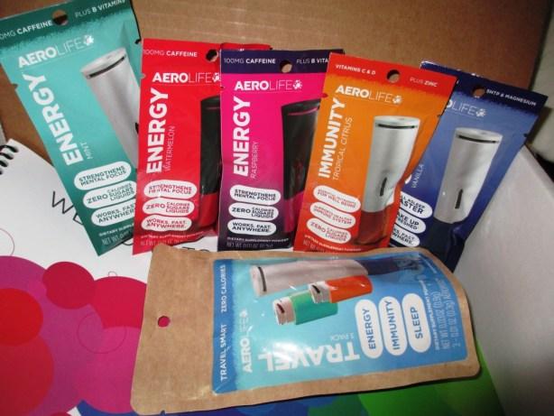 AeroLife Package I Sampled