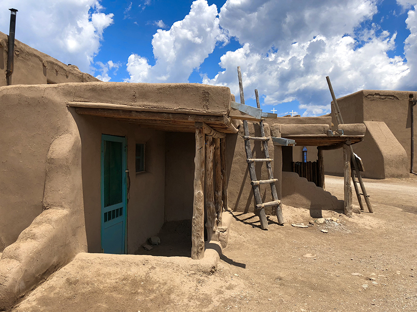 The Taos Pueblo