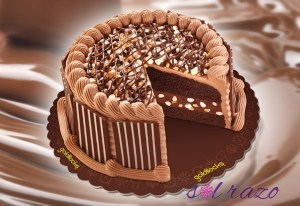 Goldilocks Chocolate Cake gives you more 'chocolate connection'