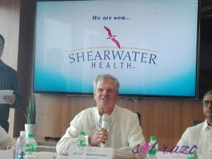 HCCA rebrands to Shearwater Health, moves to new offices