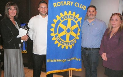 Mississauga's oldest Rotary club celebrates last Christmas anniversary