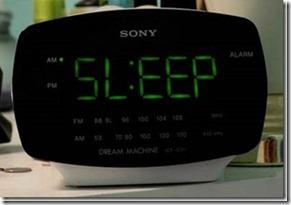 Dormir c'est gagner du temps !