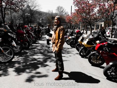 Journée du loup 2014 : Tous motocyclistes