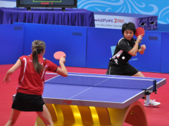Lose Weight Playing Table Tennis – Fact!