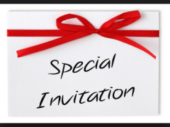 Special Invitation.. I Will Like To See You In My Wedding/Trad Marriage.