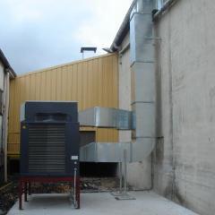 Centrale de traitement d'air autonome