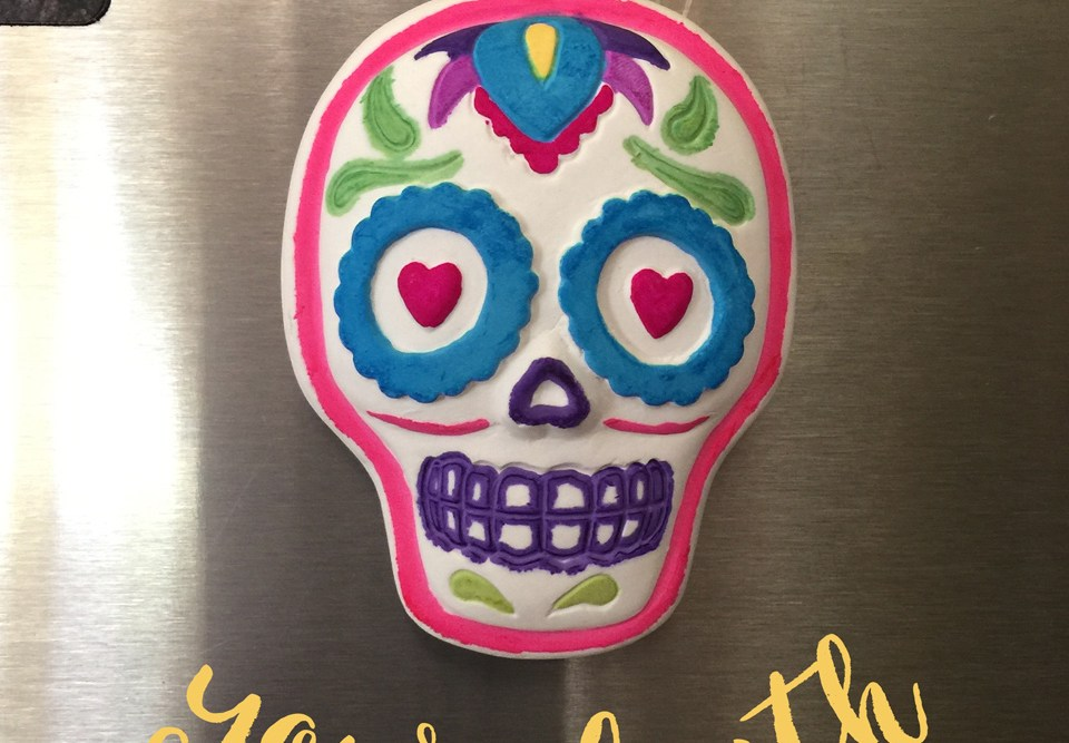Thoughts on Sugar Skulls, Syrach, and Weird Catholic Things