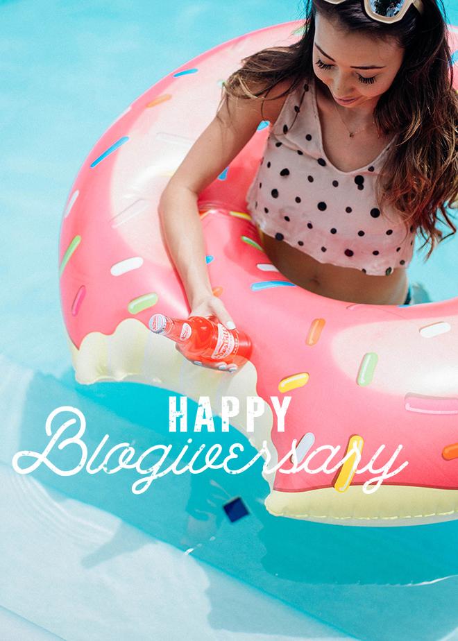 Something Sakura: Happy Blogiversary