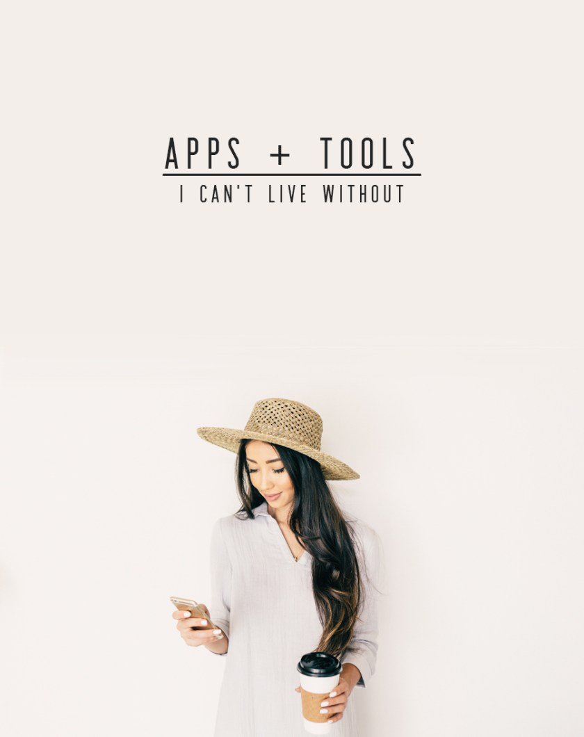 Something Sakura: Apps + Tools I Can't Live Without