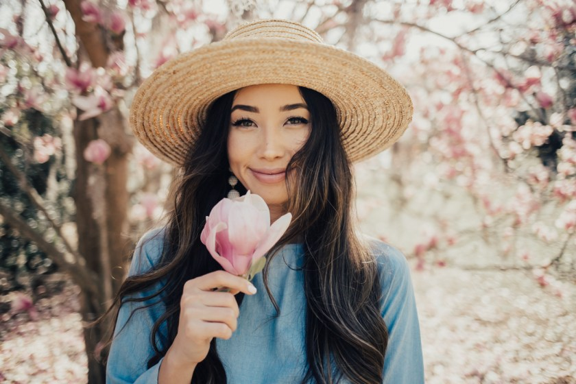 Something Sakura: Charleston South Carolina Hampton Park
