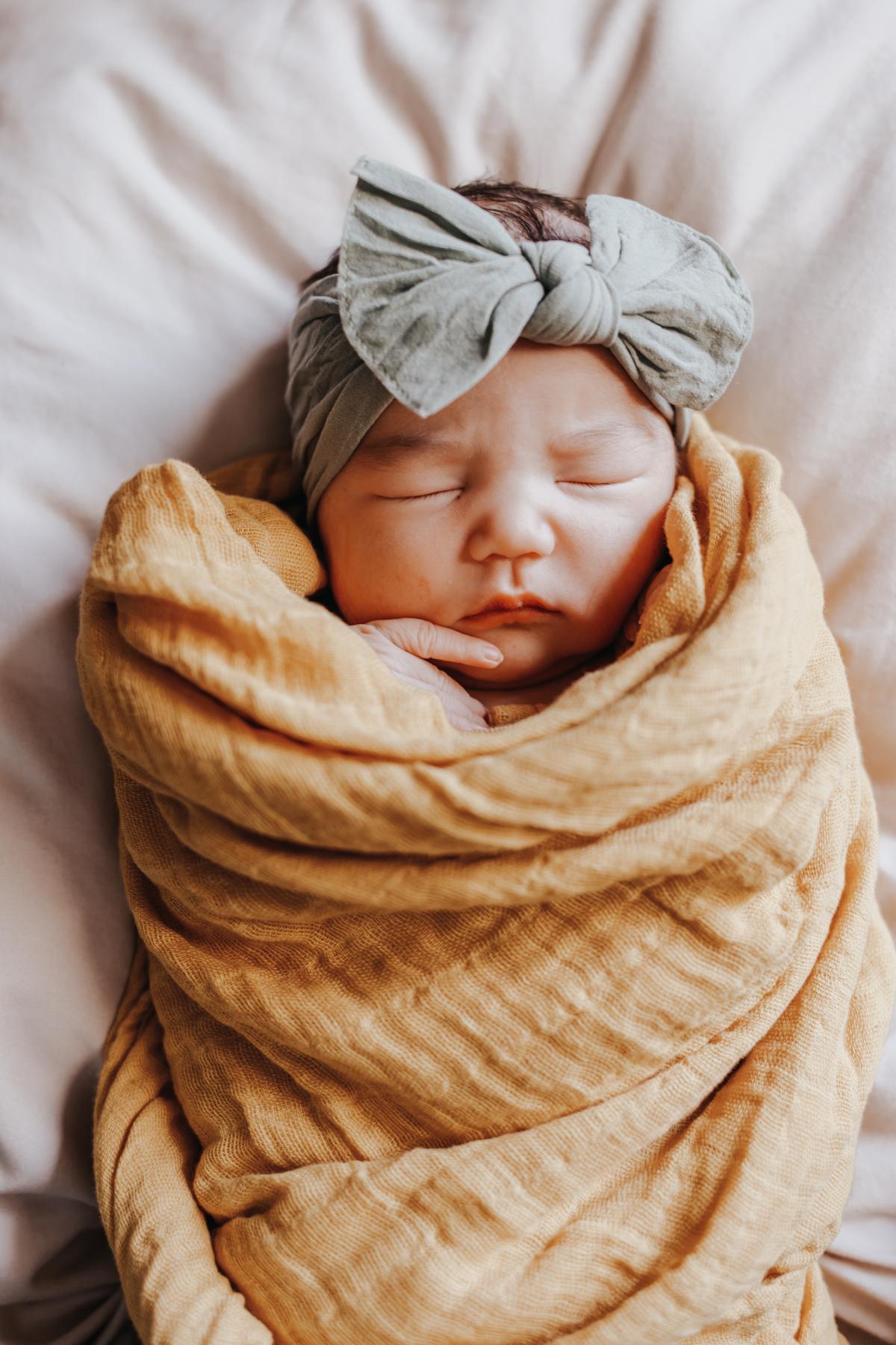 Something Sakura: Naming Our Daughter Milai Ivy Duncan