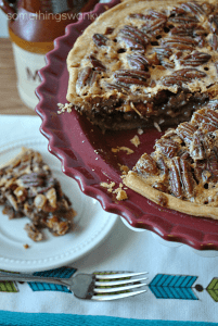 butterscotch pecan pie