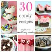 30 Candy Recipes from Something Swanky #candy #truffles #cakepops