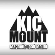 Every #iPad owner needs a #kickmount! Get yours at www.kicmount.com