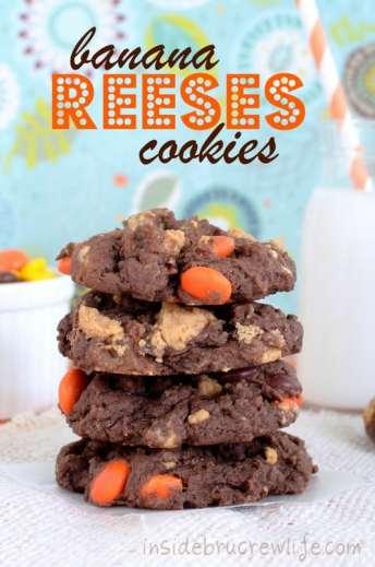 banana-reeses-cookies2