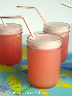 sherbert floats