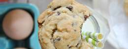 Classic Chocolate Chip Cookies are always a favorite! www.somethingswanky.com
