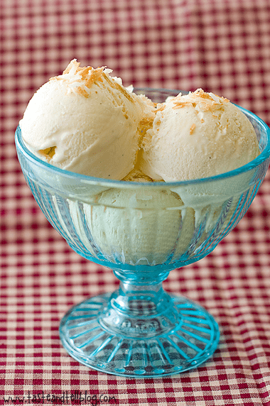 Toasted Coconut And Lime Ice Cream Recipes — Dishmaps