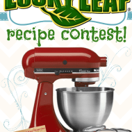 Lucky Leaf Recipe Contest! Grand Prize: KitchenAid Mixer! See www.somethingswanky.com for details!