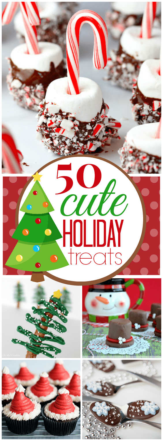 Gallery For > Cute Christmas Treat Ideas