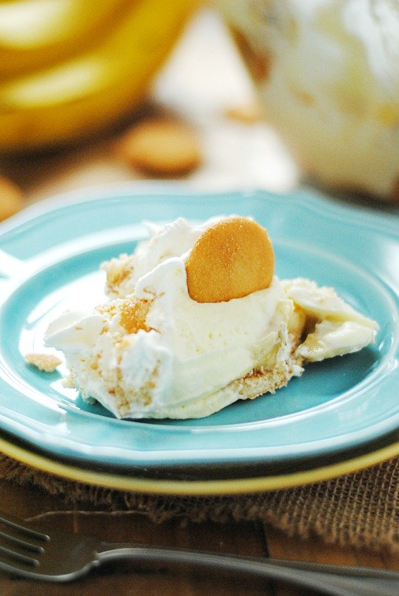 Banana Pudding | www.somethingswanky.com