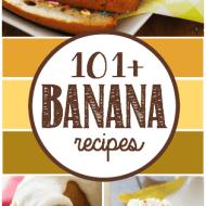 101 Banana recipes