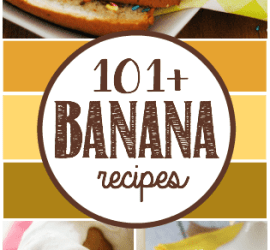 101 Banana recipes
