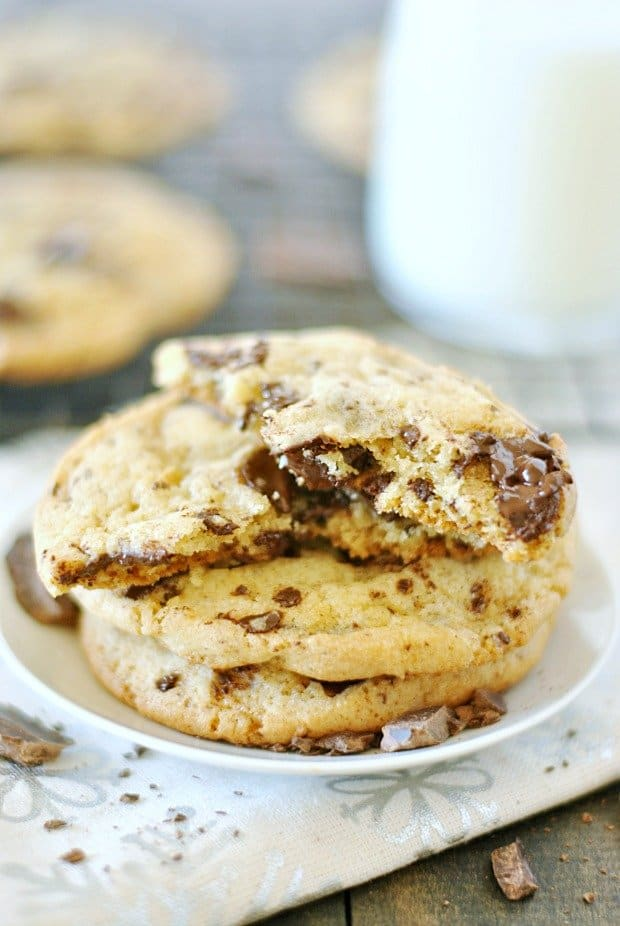 New York Times Quintessential Chocolate Chip Cookies