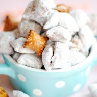 Peanut Butter Pretzel Muddy Buddies