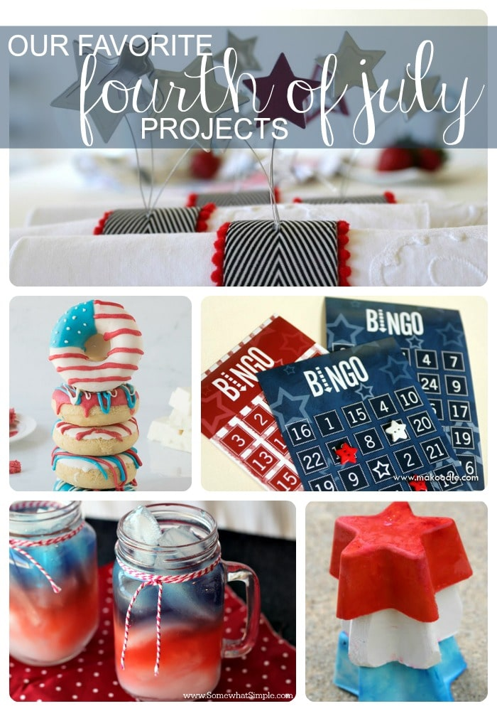 Our Favorite 4th of July Projects