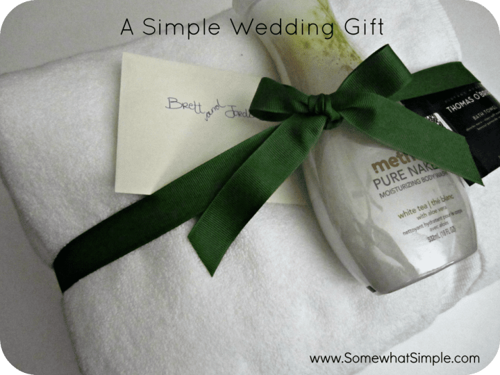 Typical Wedding Gift Card Amount : ... Together A Real Simple Wedding Gift .Average Monetary Gift For Wedding