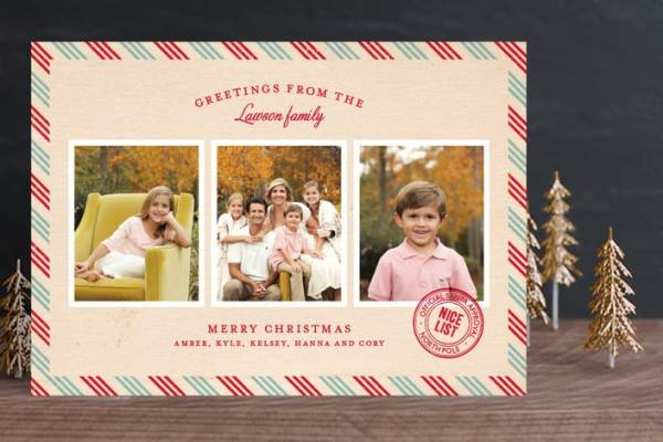 holiday photo cards 10