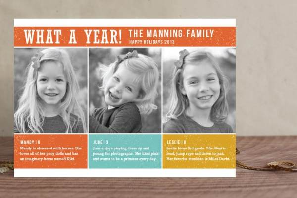 holiday photo cards 11