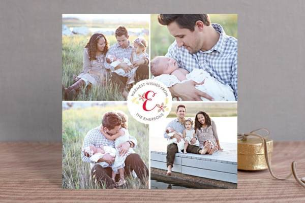 holiday photo cards 6
