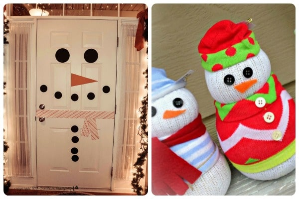 Snowman Treats and Crafts 5