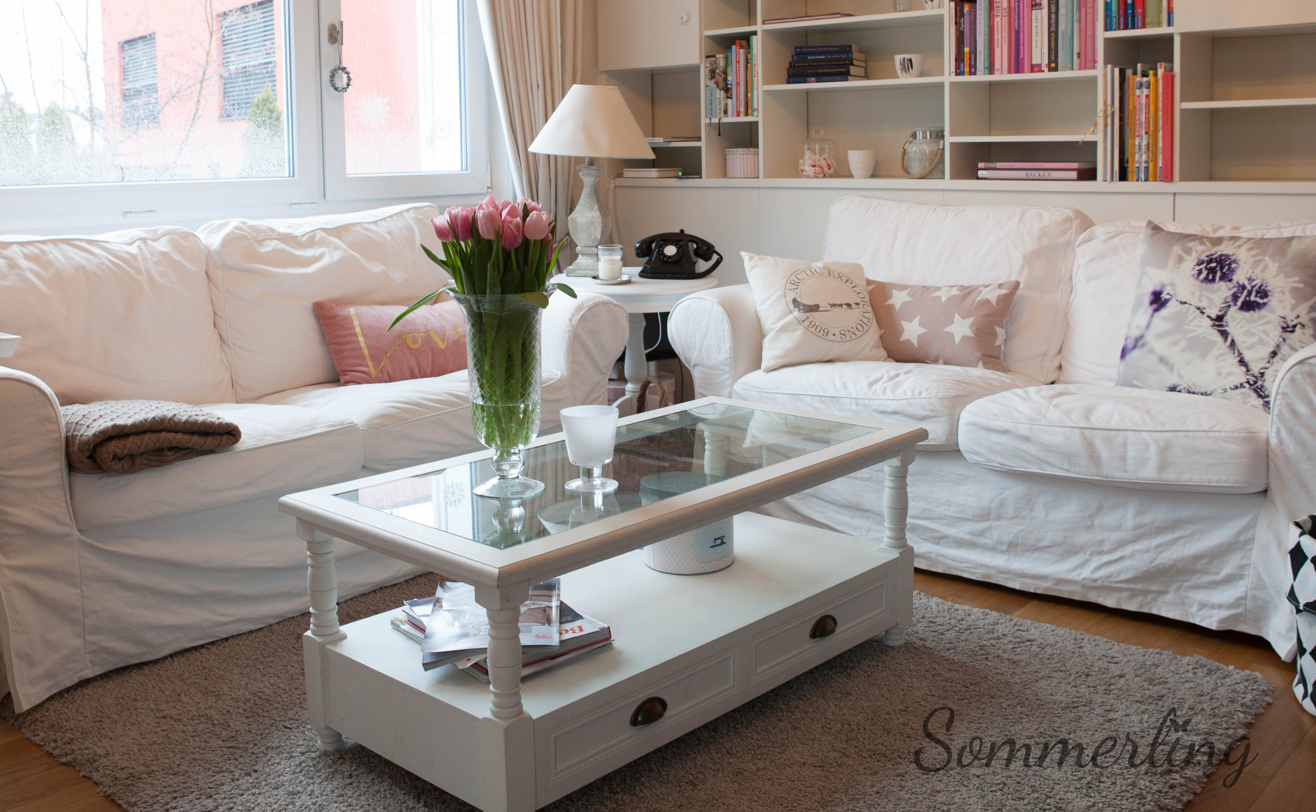 neues outfit f rs wohnzimmer sommerling. Black Bedroom Furniture Sets. Home Design Ideas