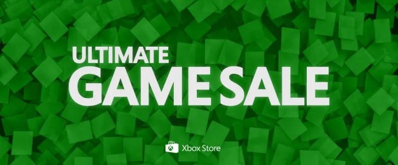 Ultimate Game Sale SomosXbox