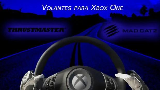 volantes xbox one somosxbox