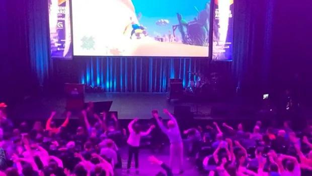 Banjo Kinect SXSW