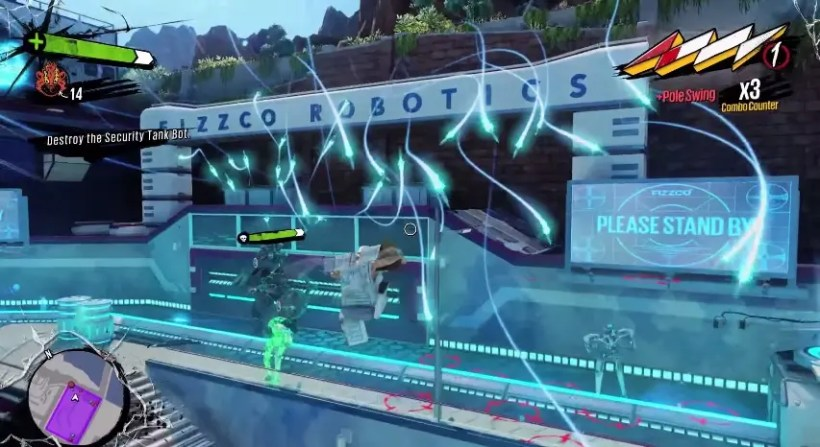 Sunset Overdrive Dawn of the Rise of the Fallen Machines