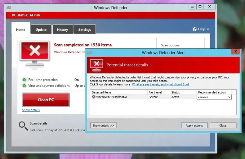 Windows Defender 2