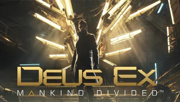 Ya disponible la reserva de Deus Ex Mankind Divided con DLC de regalo