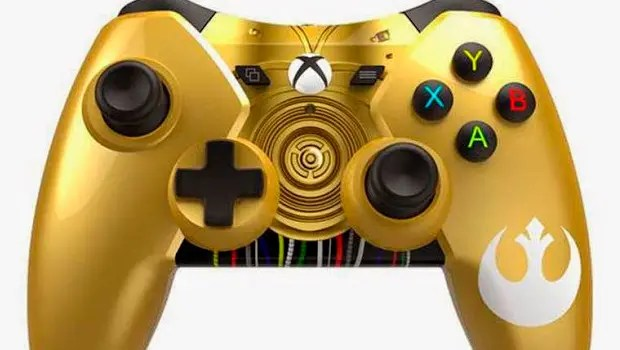 POWER A c3po wired controller