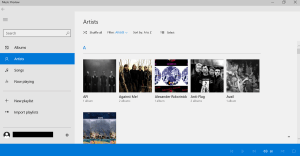 new-music-windows-10-artists