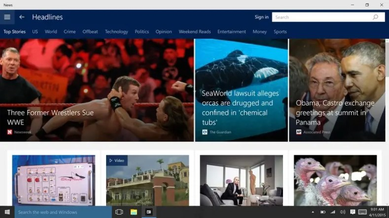 windows_10_news_app