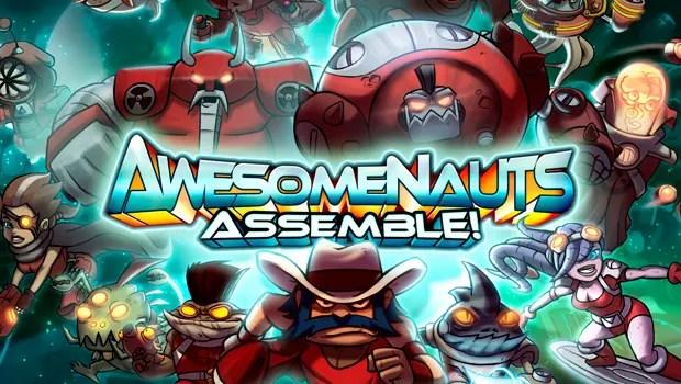 Awesomenauts Assemble SomosXbox