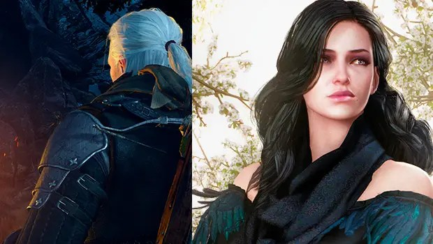 The Witcher 3 DLC cover