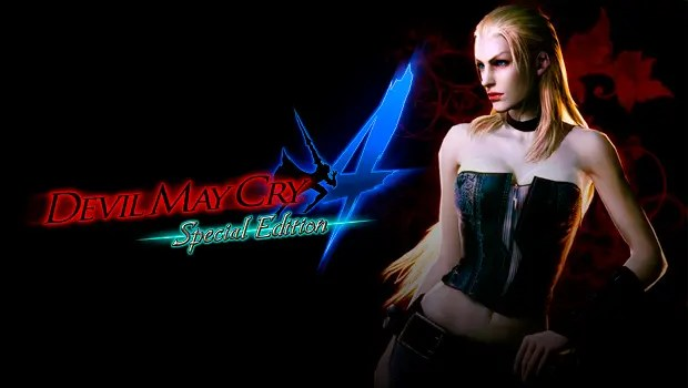 Trish Devil May Cry 4 Special Edition