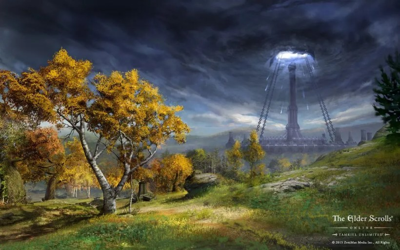 White Gold Tower TESO